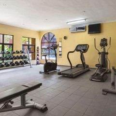 Отель Hawthorn Suites By Wyndham Abuja фитнесс-зал фото 2