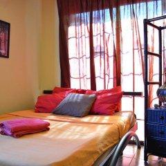Los Amigos Hostel комната для гостей фото 3