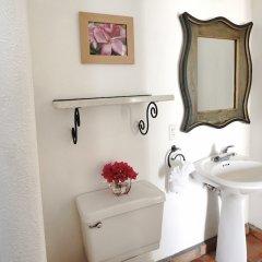 Отель Los Milagros Hotel Мексика, Кабо-Сан-Лукас - отзывы, цены и фото номеров - забронировать отель Los Milagros Hotel онлайн ванная