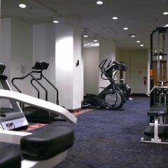 Congress Plaza Hotel фитнесс-зал