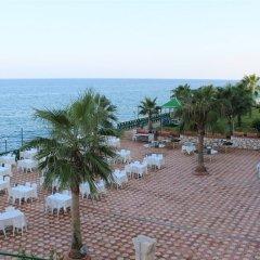 Royal Sebaste Hotel Турция, Эрдемли - отзывы, цены и фото номеров - забронировать отель Royal Sebaste Hotel онлайн пляж фото 2