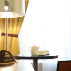 Гостиница Менора в номере