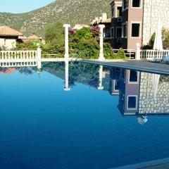 3T Hotel Турция, Калкан - отзывы, цены и фото номеров - забронировать отель 3T Hotel онлайн бассейн фото 2