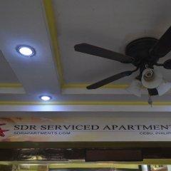 Отель SDR Mactan Serviced Apartments Филиппины, Лапу-Лапу - отзывы, цены и фото номеров - забронировать отель SDR Mactan Serviced Apartments онлайн фитнесс-зал