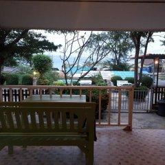Отель Insook Ko Larn Guesthouse фото 3