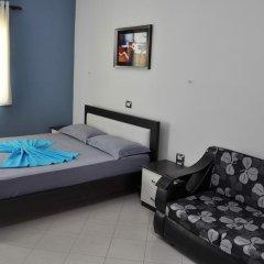 Отель Villa Qendra Албания, Ксамил - отзывы, цены и фото номеров - забронировать отель Villa Qendra онлайн сейф в номере