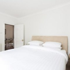 Отель Beaufort Gardens By Onefinestay Лондон комната для гостей фото 2