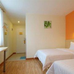 Отель 7 Days Inn Haiyin East Lake Metro Station Branch комната для гостей фото 3