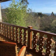Отель El Pandal балкон