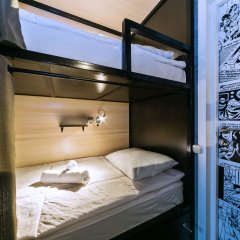 Хостел Loft Hostel77 комната для гостей фото 2