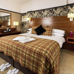 Mercure Glasgow City Hotel комната для гостей фото 2