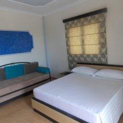 Отель Studios Villa Vasili Албания, Ксамил - отзывы, цены и фото номеров - забронировать отель Studios Villa Vasili онлайн комната для гостей фото 2