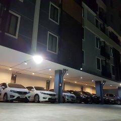 Отель At Yaya Таиланд, Бангкок - отзывы, цены и фото номеров - забронировать отель At Yaya онлайн парковка