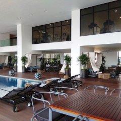 Отель The Establishment Bangsar Duplex Малайзия, Куала-Лумпур - отзывы, цены и фото номеров - забронировать отель The Establishment Bangsar Duplex онлайн бассейн фото 2