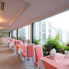 Manhattan Bangkok Hotel Бангкок помещение для мероприятий