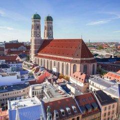 Отель Astor Германия, Мюнхен - 2 отзыва об отеле, цены и фото номеров - забронировать отель Astor онлайн балкон