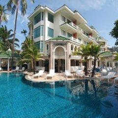 Отель Pride Beach Resort бассейн фото 3