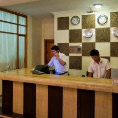 Отель Larissa Akman Çamyuva - All Inclusive интерьер отеля фото 3