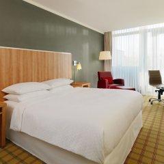Отель Four Points By Sheraton Central Мюнхен комната для гостей фото 4