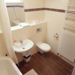 Отель GreenPark ApartHotel ванная