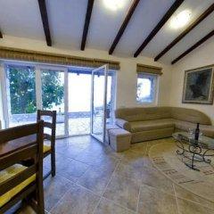 Отель Luxury Villas Lapcici Черногория, Будва - отзывы, цены и фото номеров - забронировать отель Luxury Villas Lapcici онлайн комната для гостей фото 4