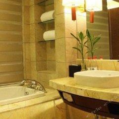 Longjing International Hotel ванная
