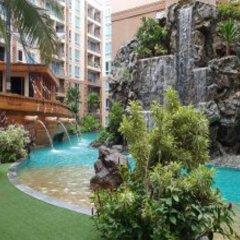 Отель Atlantis Condo Jomtien Pattaya By New бассейн