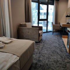 Triada Hotel Karakoy комната для гостей