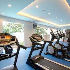 Manhattan Bangkok Hotel Бангкок фитнесс-зал фото 2