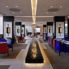 Отель Sofitel Casablanca Tour Blanche гостиничный бар