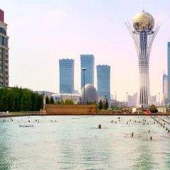 Гостиница Golden Ball Hostel Казахстан, Нур-Султан - отзывы, цены и фото номеров - забронировать гостиницу Golden Ball Hostel онлайн приотельная территория