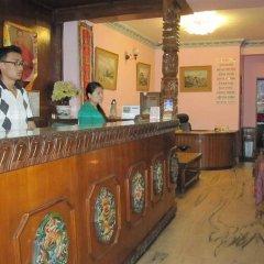Отель Tasi Dhargey Inn Непал, Катманду - отзывы, цены и фото номеров - забронировать отель Tasi Dhargey Inn онлайн интерьер отеля