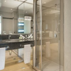Отель NH Collection Lisboa Liberdade Португалия, Лиссабон - отзывы, цены и фото номеров - забронировать отель NH Collection Lisboa Liberdade онлайн ванная фото 2