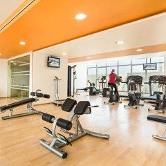Отель Al Khoory Executive Hotel ОАЭ, Дубай - - забронировать отель Al Khoory Executive Hotel, цены и фото номеров фитнесс-зал фото 3