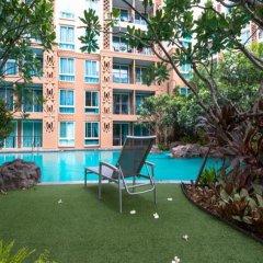Отель Atlantis Condo Pattaya by Panissara Таиланд, Паттайя - отзывы, цены и фото номеров - забронировать отель Atlantis Condo Pattaya by Panissara онлайн фитнесс-зал фото 3