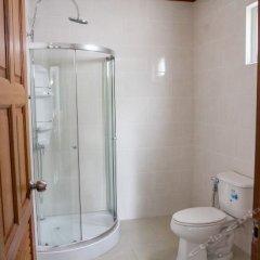 Отель I-Rin Poolvilla ванная