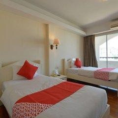 Отель OYO 109 Ozone Prime Resort Паттайя комната для гостей