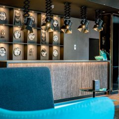Отель Motel One Berlin KuDamm бассейн