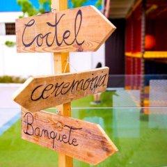 Hotel Villa Ceuti бассейн