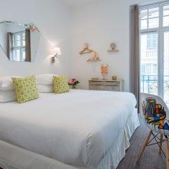 Отель Hôtel Simone комната для гостей