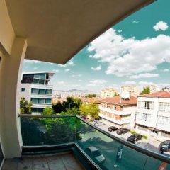 Rental House Ankara Турция, Анкара - отзывы, цены и фото номеров - забронировать отель Rental House Ankara онлайн балкон
