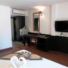 Отель Splendid Resort at Jomtien удобства в номере