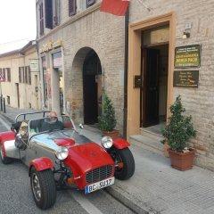 Отель Domus Pacis Loreto - Casa per ferie Италия, Лорето - отзывы, цены и фото номеров - забронировать отель Domus Pacis Loreto - Casa per ferie онлайн парковка