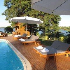 Отель Vale do Gaio Hotel Португалия, Алкасер-ду-Сал - отзывы, цены и фото номеров - забронировать отель Vale do Gaio Hotel онлайн бассейн фото 3