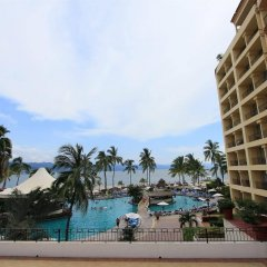 Отель Holiday Inn Puerto Vallarta балкон