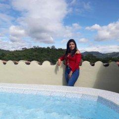 Hotel Posada de Belssy бассейн фото 8