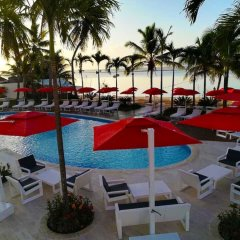 Отель Boca Beach Residence бассейн