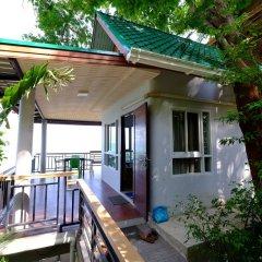 Отель Sanggaou Bungalows Ланта балкон