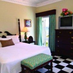 Отель Rose Hall Villas By Half Moon Ямайка, Монтего-Бей - отзывы, цены и фото номеров - забронировать отель Rose Hall Villas By Half Moon онлайн комната для гостей