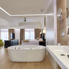 Отель RIU Palace Punta Cana All Inclusive Доминикана, Пунта Кана - 9 отзывов об отеле, цены и фото номеров - забронировать отель RIU Palace Punta Cana All Inclusive онлайн ванная